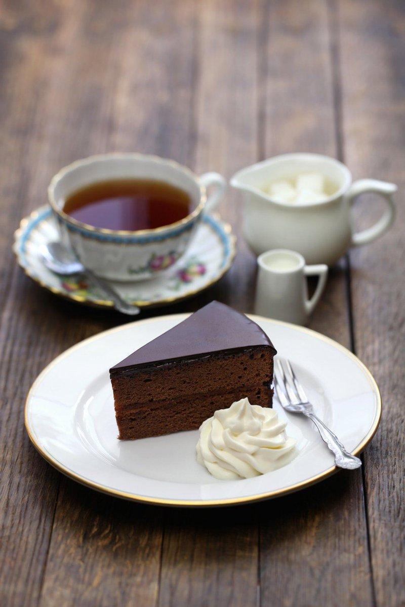 Gâteau sacher (Sachertorte)