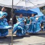 Cabeza De Vaca Cultural Dance School performs at Farmers Market
