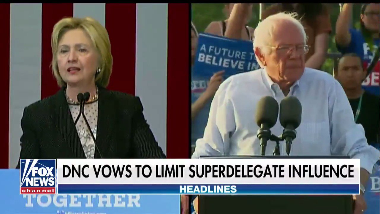 .@DNC vows to limit superdelegate influence. https://t.co/Il1AWVm5N0