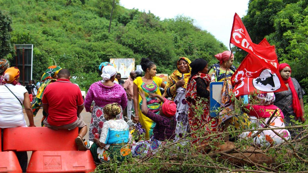 Crise à Mayotte : pourquoi l'île française est en grève générale depuis près d'un mois