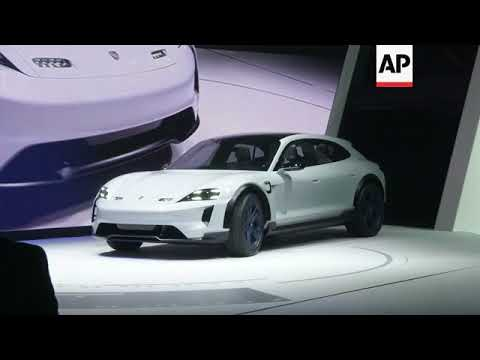 Porsche's commitment to fully electric cars