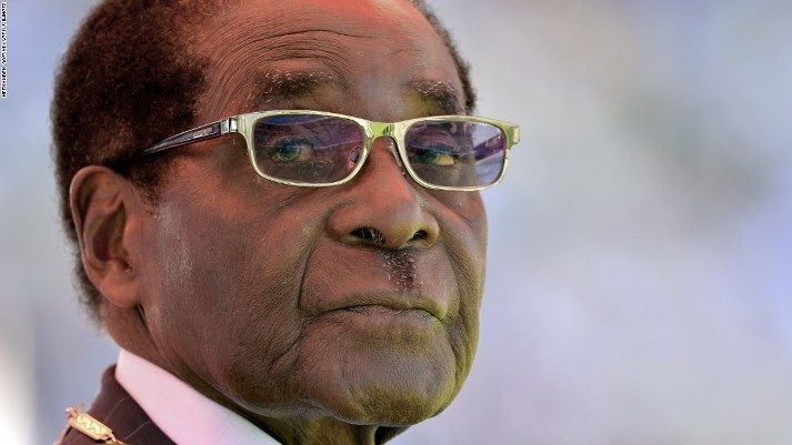 Mugabe-donated computers lie idle