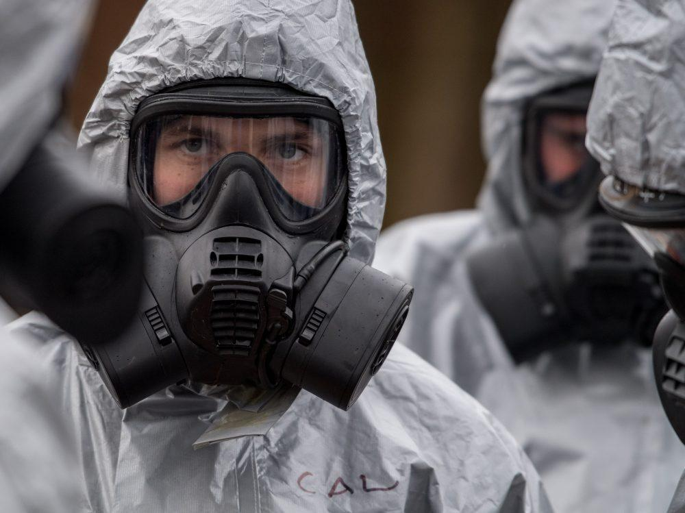 As nerve agent contamination follows Russian ex-spy attack, U.K. under pressure to act