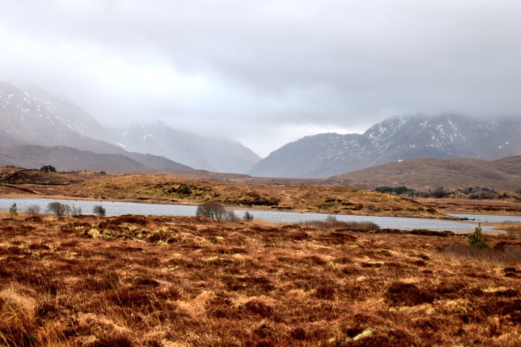 Even on a gray day #Connemara is amazing . You just fell alive to be out exploring the #countryside  @mayotourism  #wildatlanticway #travel  #Outdoors https://t.co/a7oDAL90dy