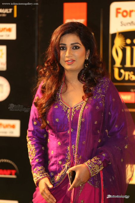 Wishing A Very Happy Birthday To Queen Of Melodious Voice, Shreya Ghoshal.
