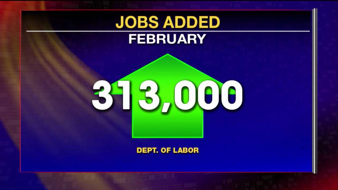 Jobs added - February. https://t.co/Z5lD948nrr