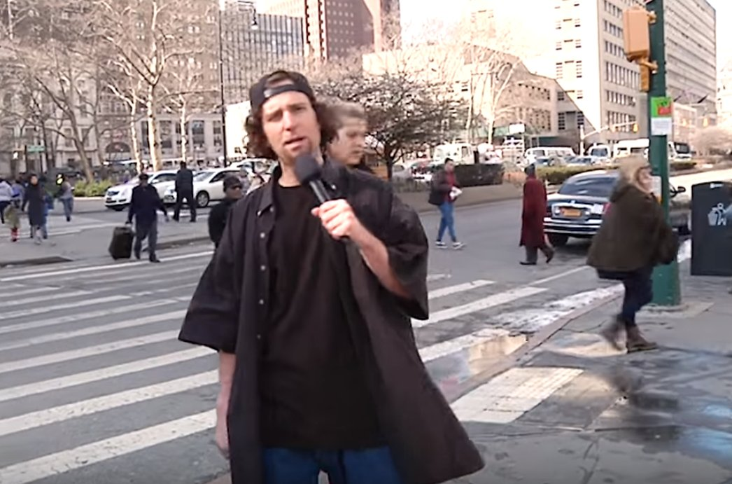 SNL's Kyle Mooney asks: Rock or rap? https://t.co/3jfladwGwu https://t.co/hqmviQYtiW