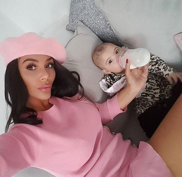 Hollyoaks' Chelsee Healey tells all on her split with baby Coco's father as she celebrates Mother's Day as a single mum