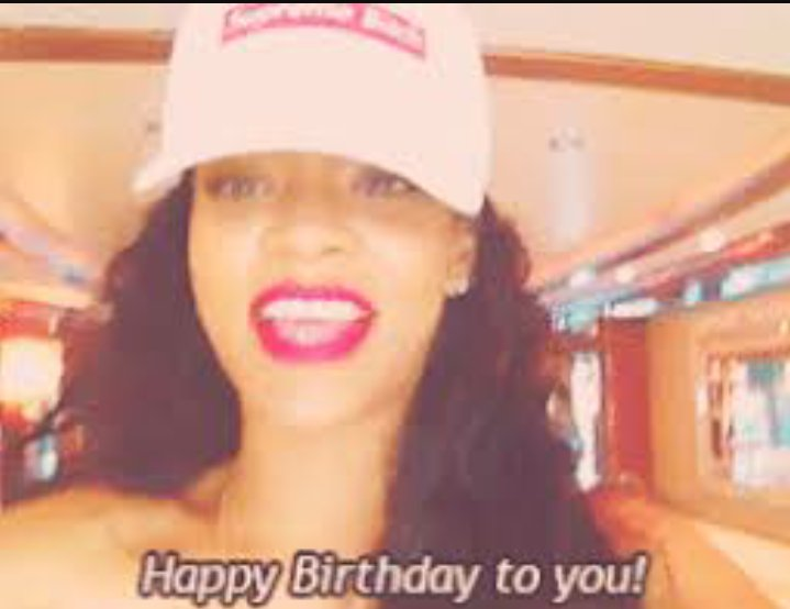 HAPPY BIRTHDAY PORTAL RIHANNA NAVY!