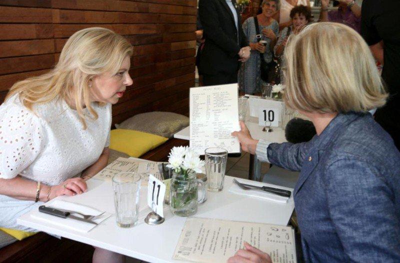 Virginia restaurant breaks down barriers with deaf server