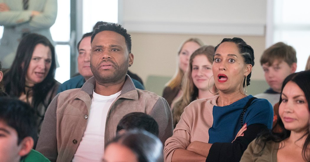 ABC Pulls 'black-ish' Episode Over 'Creative Differences'