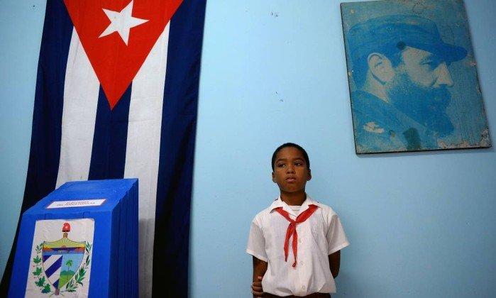 Cuba inicia despedida de Raúl Castro nas urnas legislativas