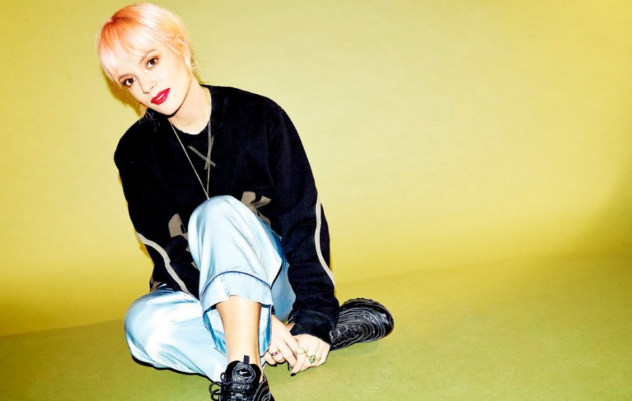 Lily Allen's lush new songs show off her sensitive side  https://t.co/uq12xGGQNC https://t.co/0TuoLtd28Q