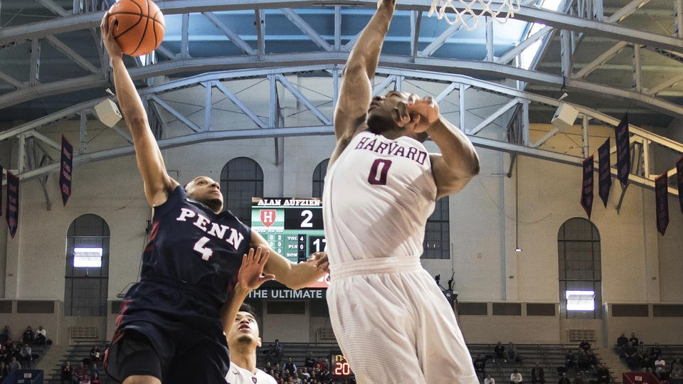Penn beats Harvard to clinch spot in NCAA Tournament