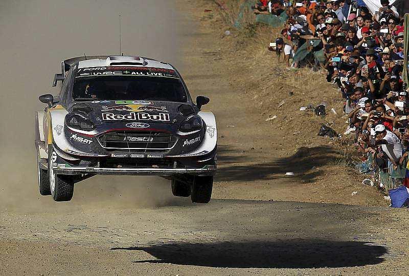 WRC. Rallye du Mexique: Sébastien Ogier fait coup double