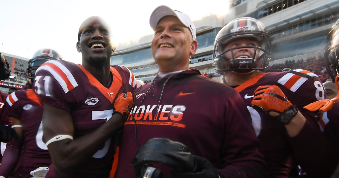 Virginia Tech QB signee Quincy Patterson honored with prestigious award