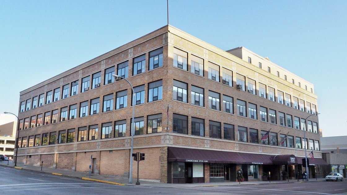 Developer to invest $34M for rehab of 3 historic Sioux City buildings into housing