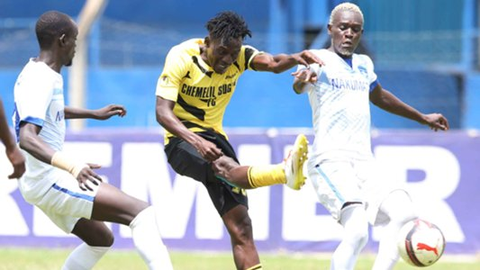 Former Harambee Stars coach bails out cash strapped Nakumatt FC!