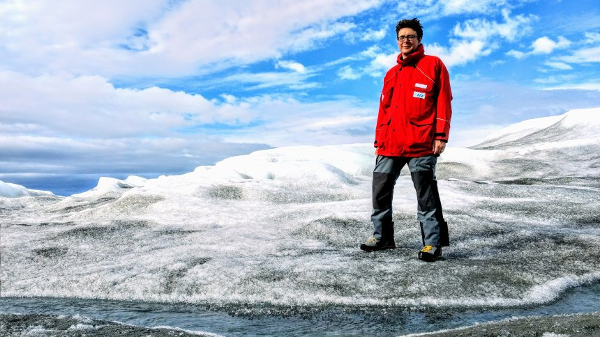 Reporter Podcast: Studying Global Warming in Greenland