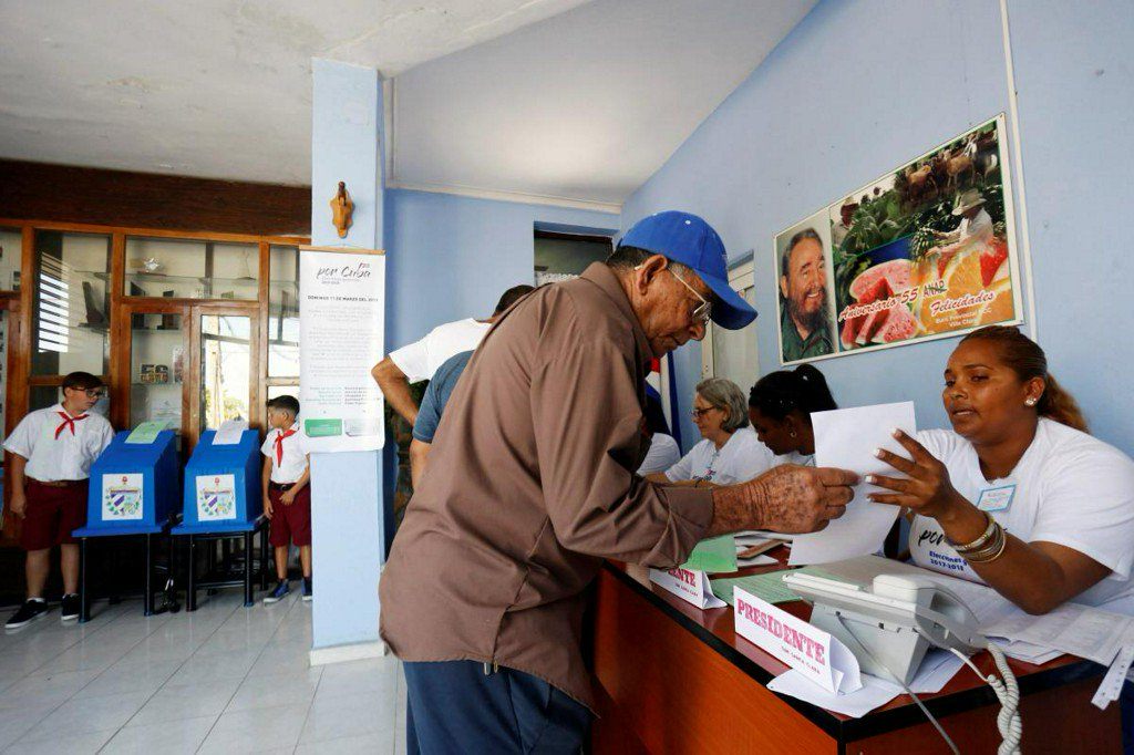 Cuba's one-party socialist system among last in world