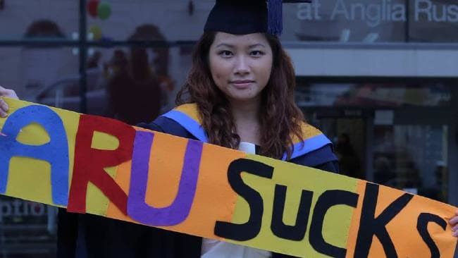 Woman sues university for $100K after claiming degree hasn't helped her career
