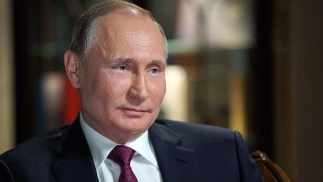 Putin ordered 'hijacked' plane headed to Sochi Olympics to be 'downed'