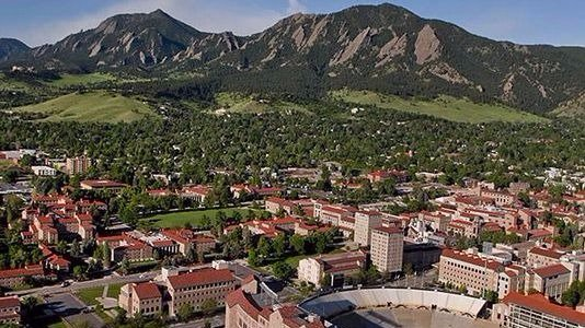 'Dangerous man' on CU Boulder campus in custody; was reported as a suicidal person