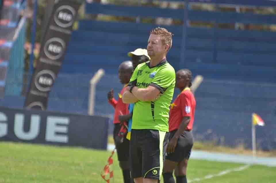 Gor Mahia castigates biased ref after win over Nzoia