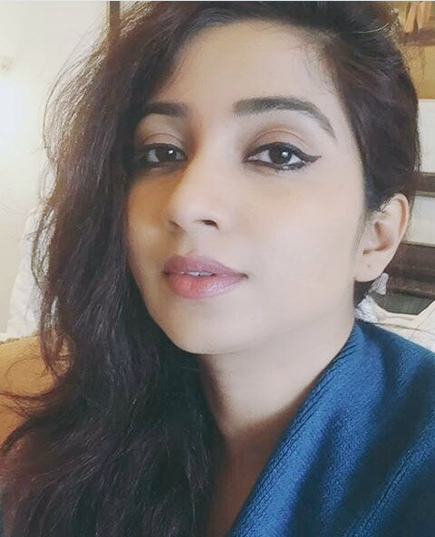 Happy birthday to u shreya ghoshal Mam