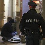 Knife attacker shot dead outside Iran ambassador's Vienna residence