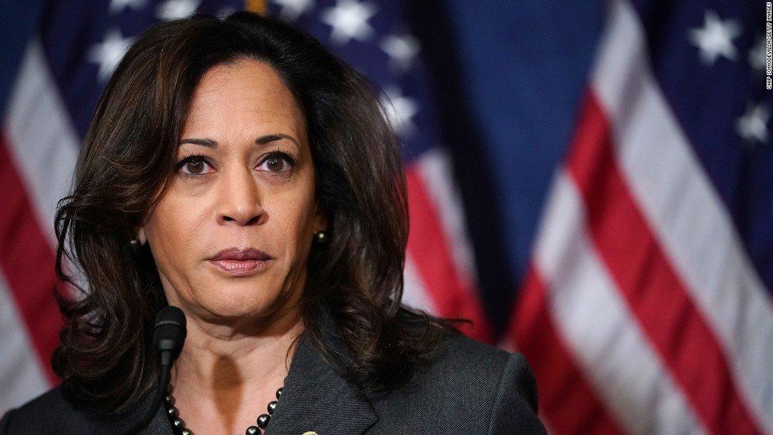 Democratic Sen. Kamala Harris urges activists in Nevada to 'go in fighting' https://t.co/EiVaZa1Y6Q https://t.co/0DsYHu4ZRI
