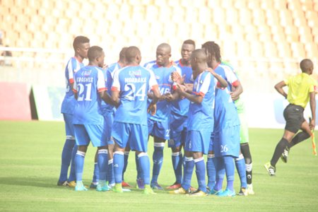 Azam beat Mbao to move second