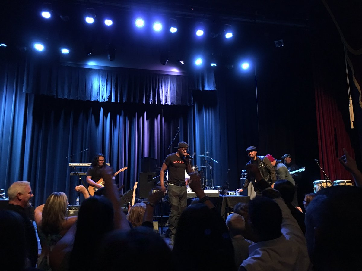 RT @neaira: @wyclef and @WeRCultureCrew fucking killing it in Emporia, KS right now https://t.co/DtwQ6qHh5k