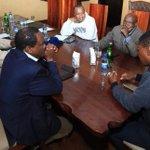 Raila skips Nasa summit, sends Orengo