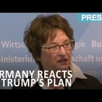 Germany: Trump's tariff plan bad for US economy