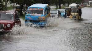 Weatherman warns of heavy rains, floods in Nairobi from Monday