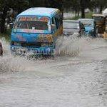 Weatherman warns of heavy rains, floods in Nairobi from Monday