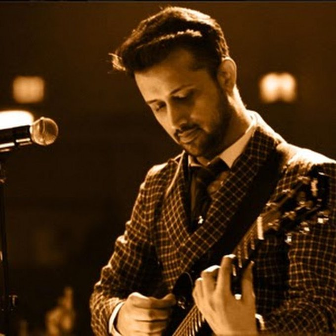 Happy Birthday to Atif Aslam    About: