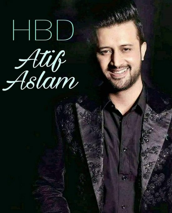 happy birthday atif aslam sir