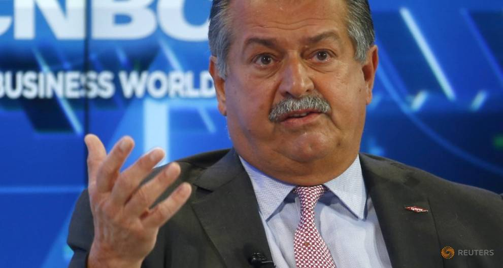 DowDuPont executive chairman Andrew Liveris to leave: WSJ
