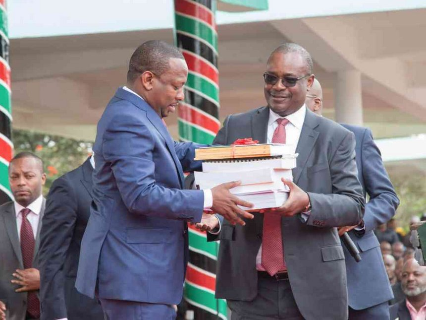 KPMG: Kidero team did not account for Sh21bn