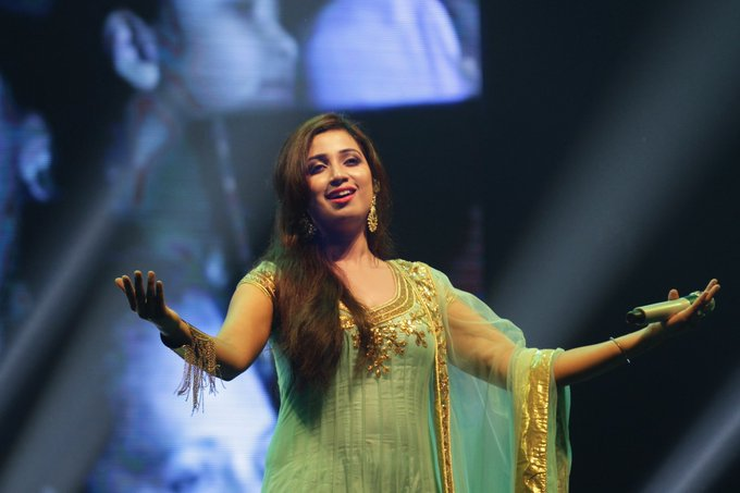 Happy Birthday to Shreya Ghoshal   About: