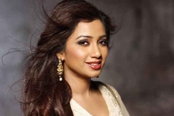 Happy birthday worlds beautiful sweet voice gorgeous girl Shreya Ghoshal