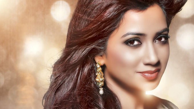 Happy birthday to our fabulous icon singer Shreya Ghoshal garu.....