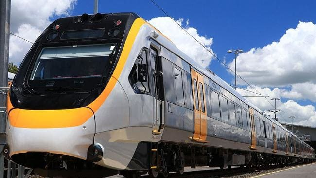 Queensland Rail facing legal action because its new $4.4bn trains are basically illegal