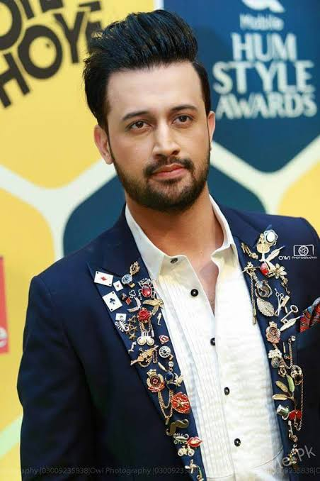 Happy birthday Atif Aslam bhai