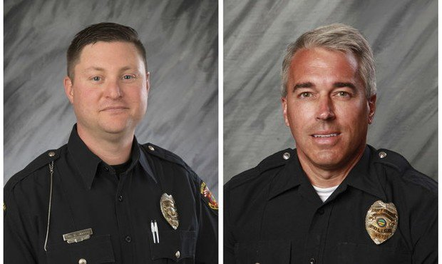 Donations for fallen Ohio police officers stolen