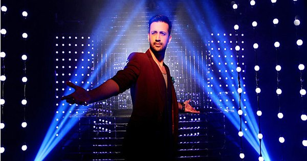 Happy Birthday to Pakistan\s Rockstar, Atif Aslam! -