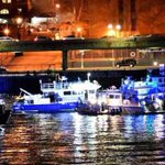 At least five dead in New York River helicopter crash