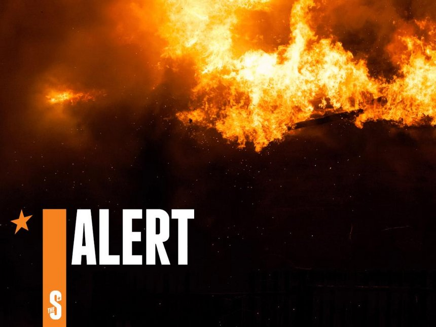 Dagoretti High students hospitalised after fire razes dormitory